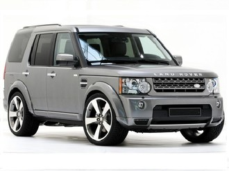 Land Rover Discovery LR4 2009 - 2017