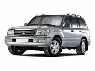 Toyota Land Cruiser 100 1998 - 2007