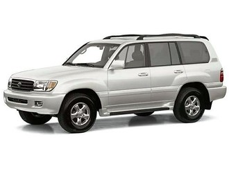 Toyota Land Cruiser 105 1998 - 2007