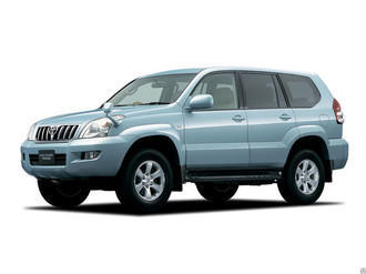 Toyota Land Cruiser 120 Prado 2003 - 2009