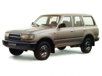 Toyota Land Cruiser 80 1990 - 1998