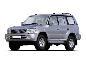 Toyota Land Cruiser 95 Prado 1996 - 2002